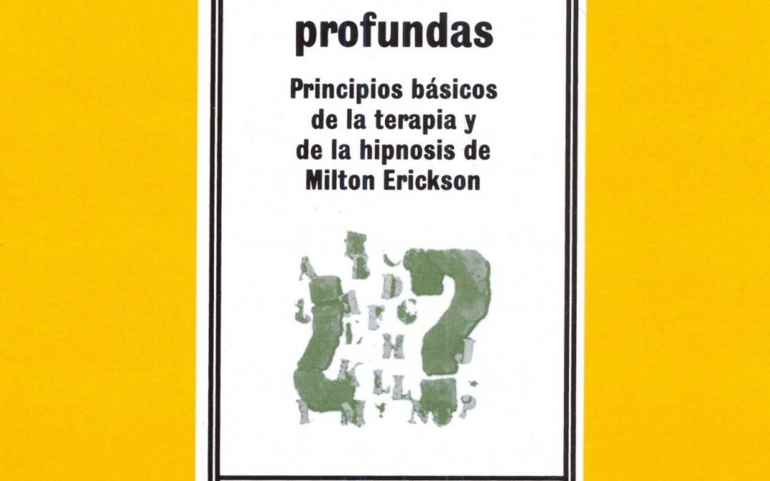 Raices profundas (William Hudson O'Hanlon)